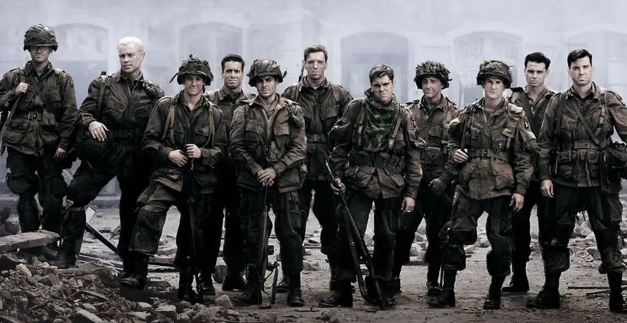 Band of Brothers Follow up