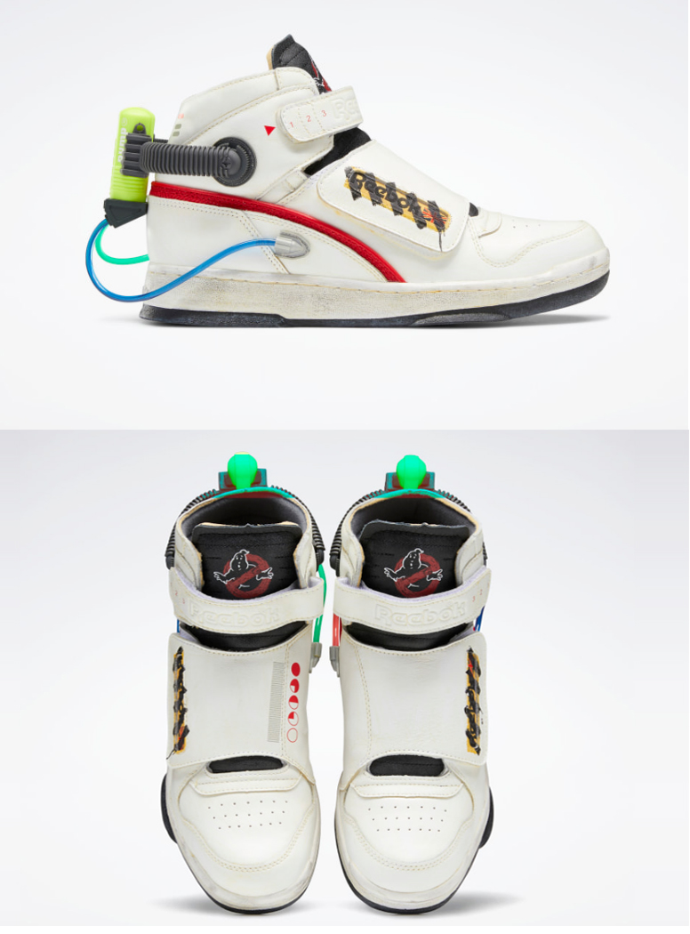 Ghostbusters Shoes Proton Pack