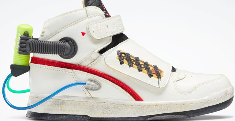 Ghostbusters Shoes by Reebok