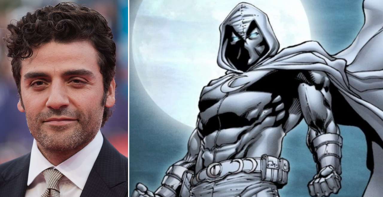 oscar isaac is moon knight