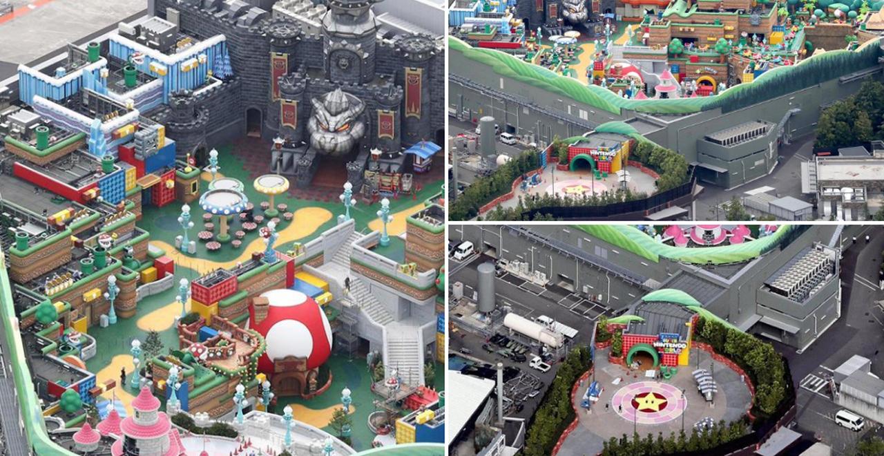 Nintendo World Sneak Peek
