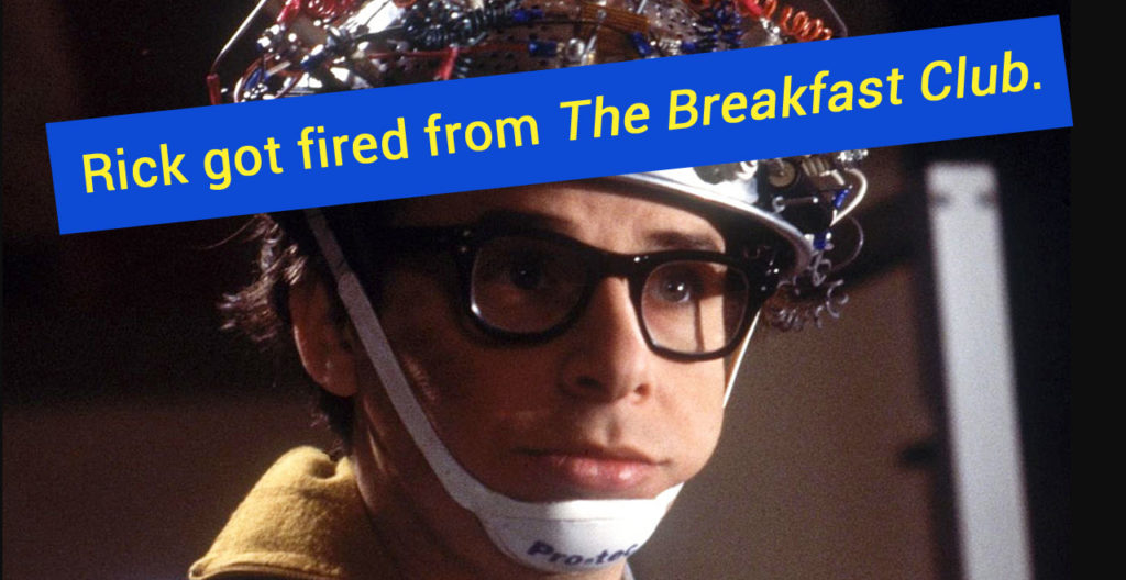 15 Crazy Facts About Rick Moranis