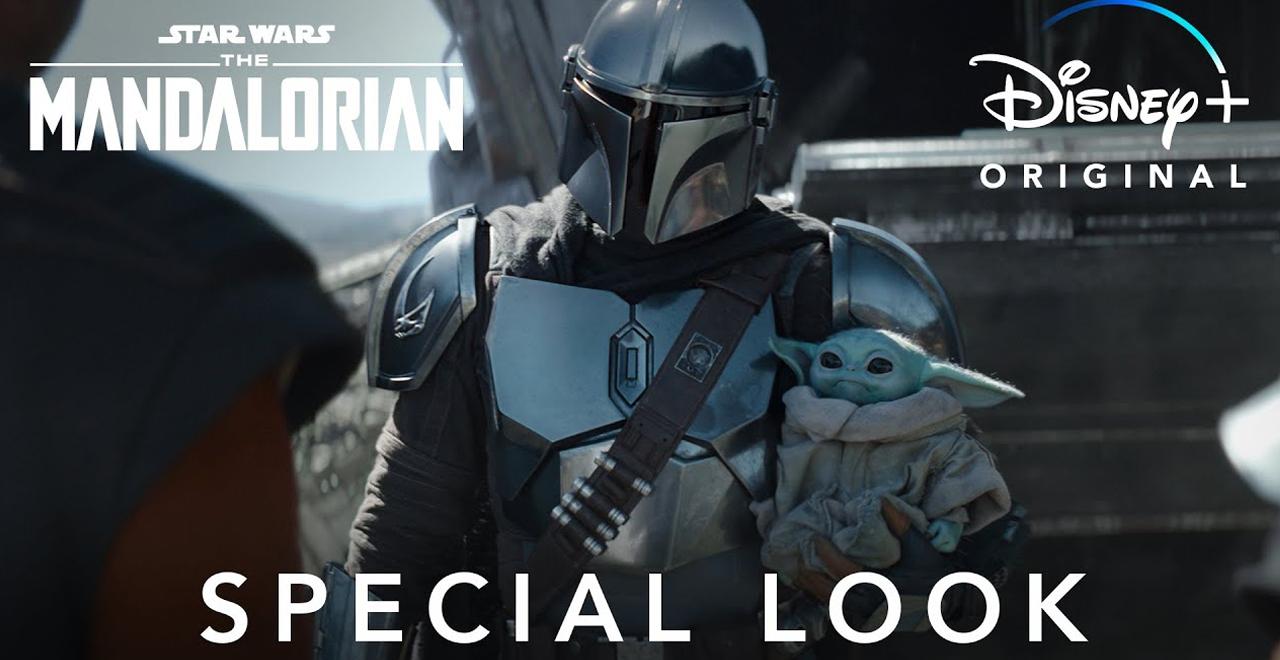 Mandalorian Special Look
