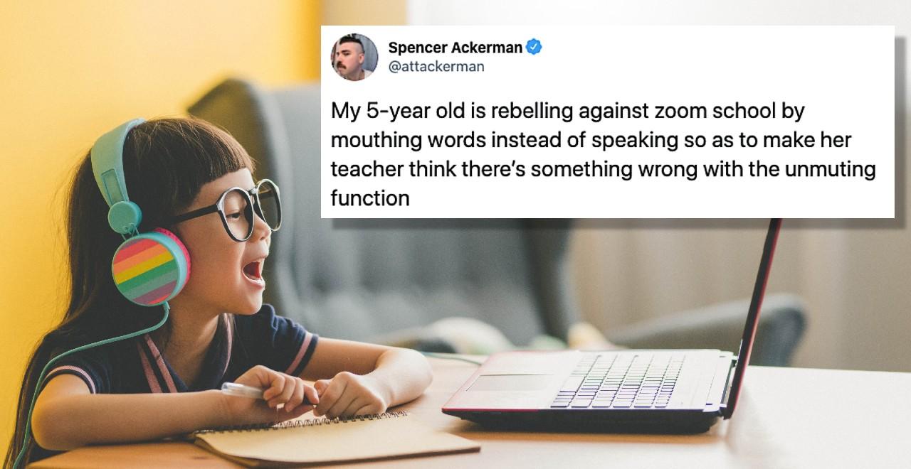 12 Funniest Parenting Tweets of the Week 10/23/20