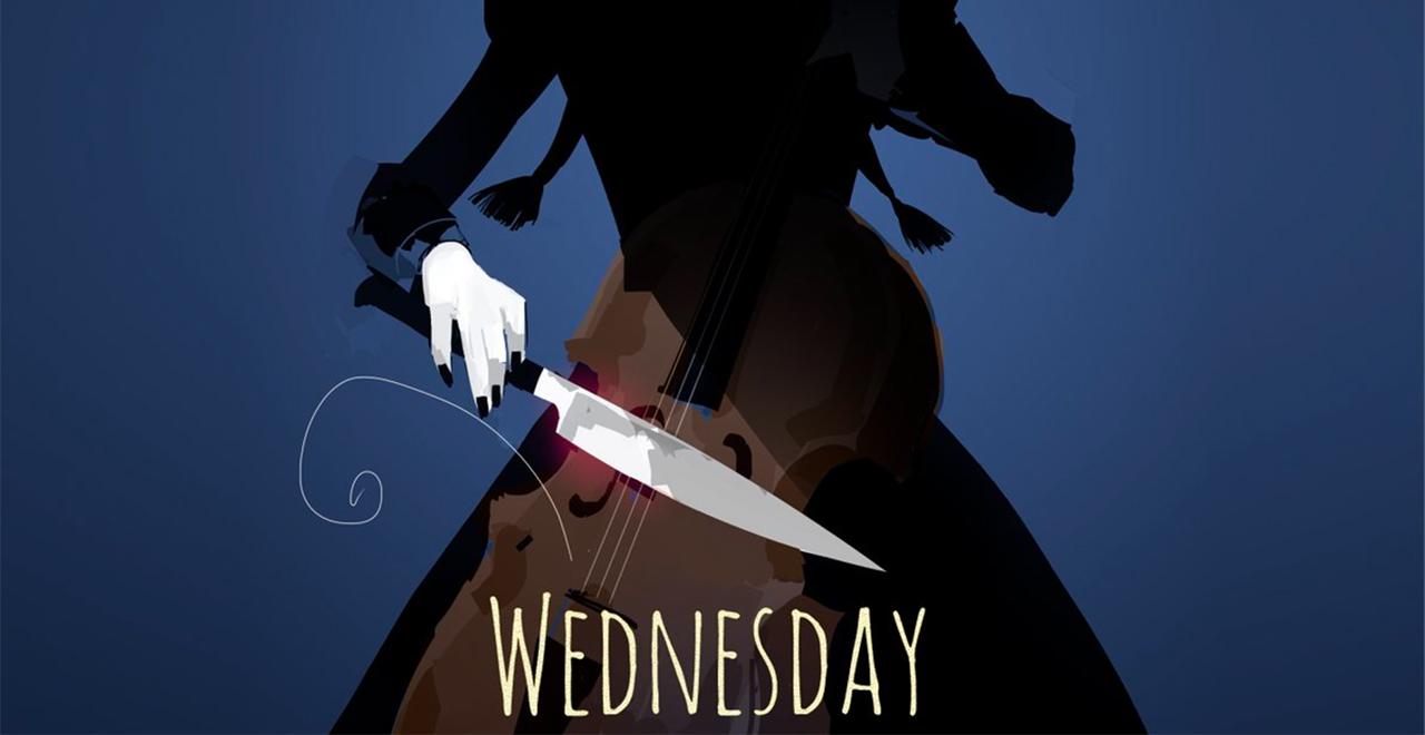 Wednesday Addams Series