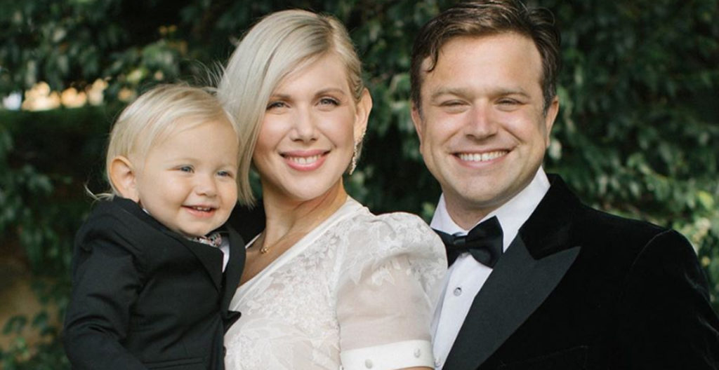 Zak Williams Married on World Mental Health Day