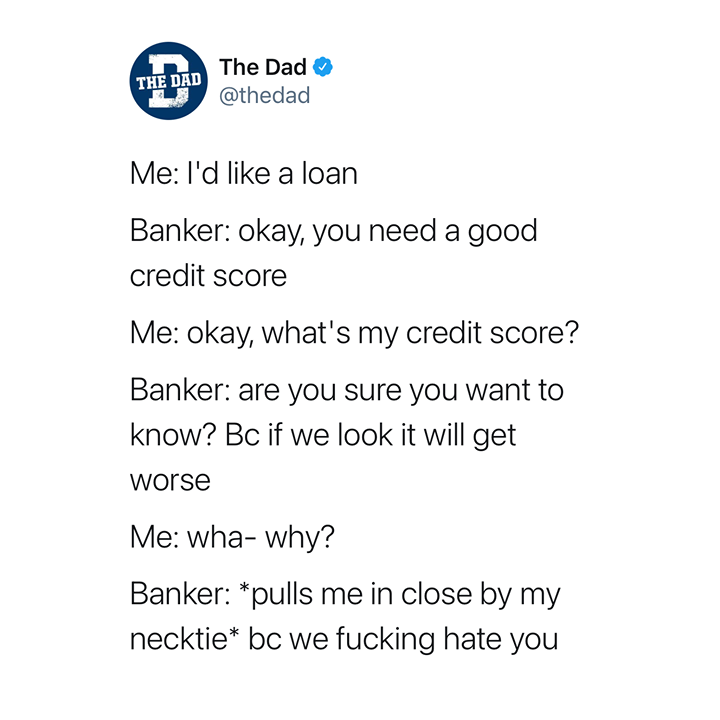 what's my credit score?
