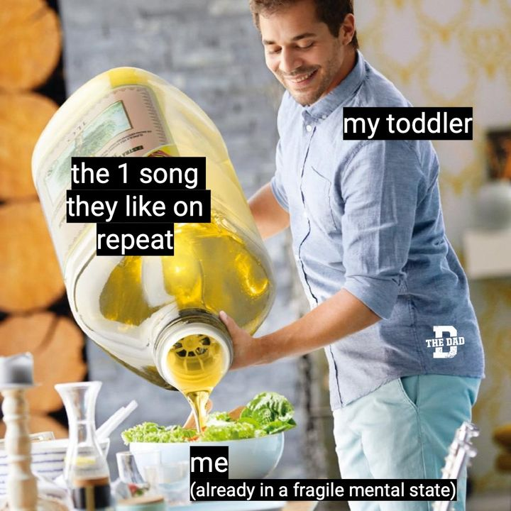 the one song your toddler loves on repeat