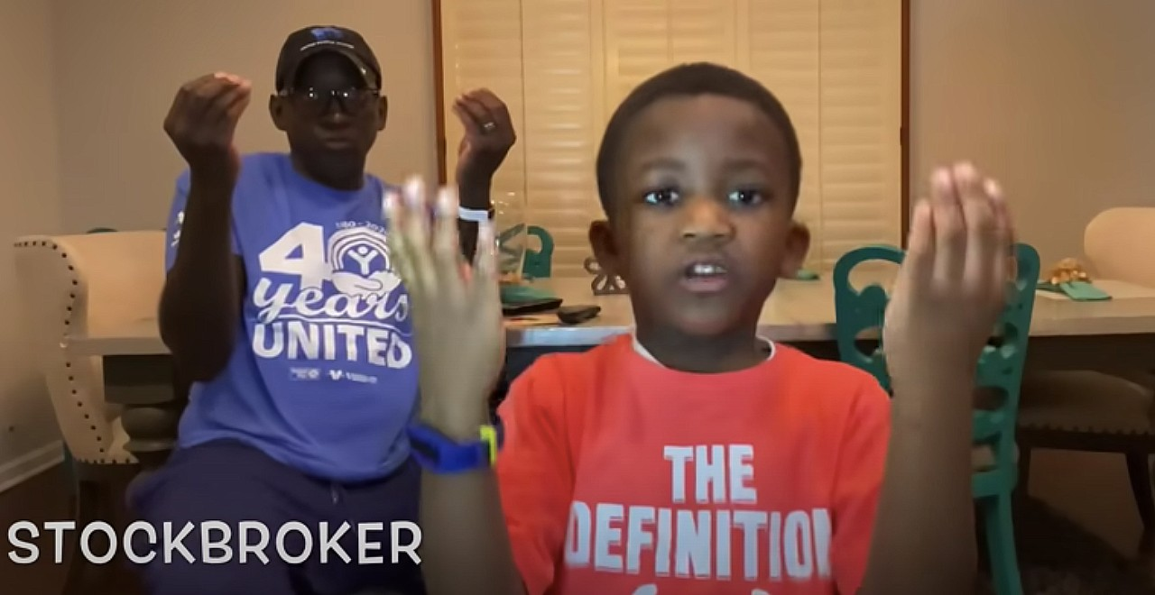 6-year-old raps you can be ABCs
