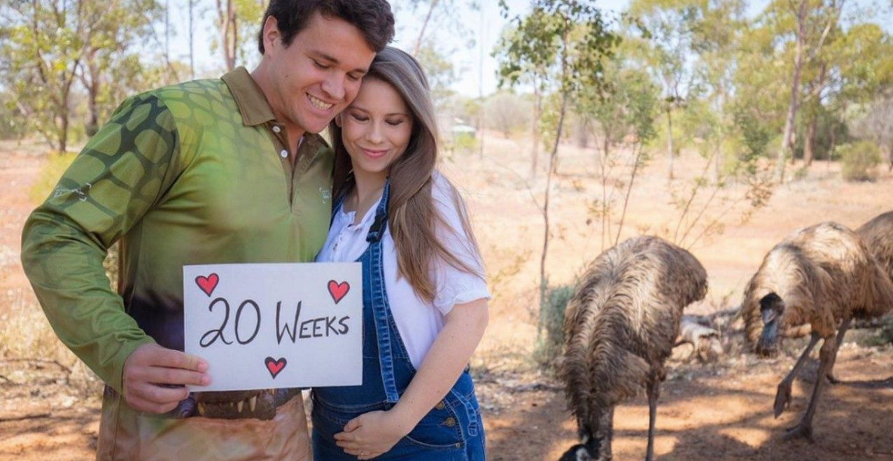 Bindi Irwin 20 Week Pregnancy Update