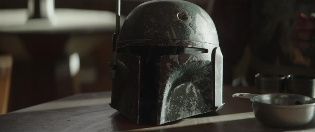 Boba Fett's Helmet
