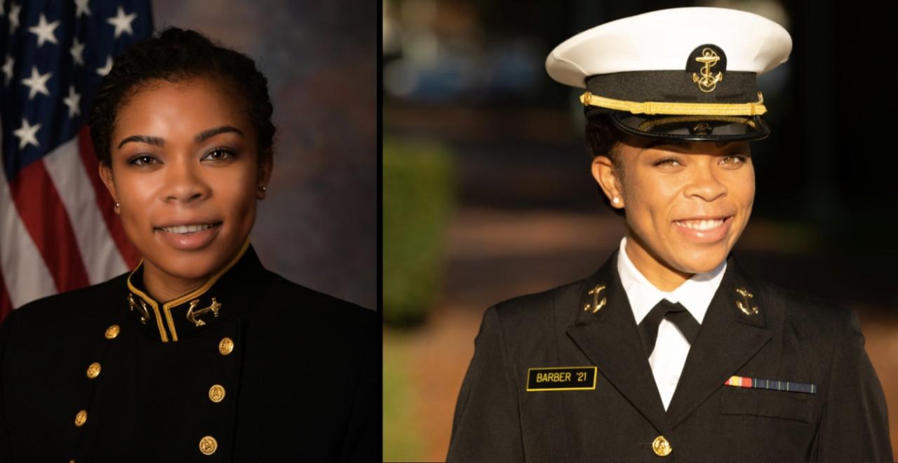First Black Woman Brigade Commander