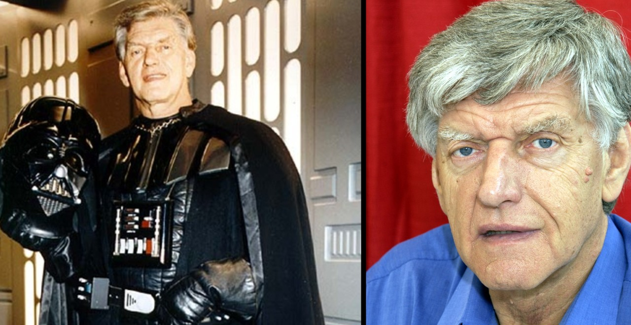 The Star Wars Universe Pays Tribute to David Prowse, the Man Behind Darth Vader