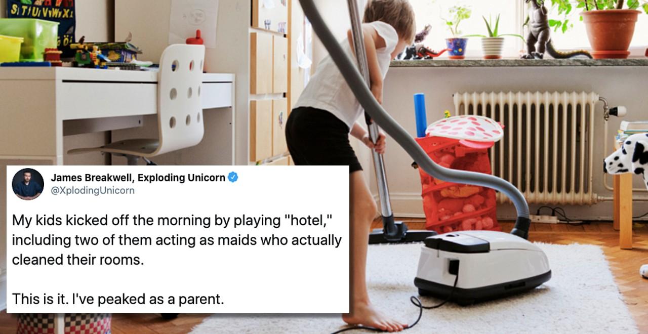 Funniest Parenting Tweets of the Week 11/20/20