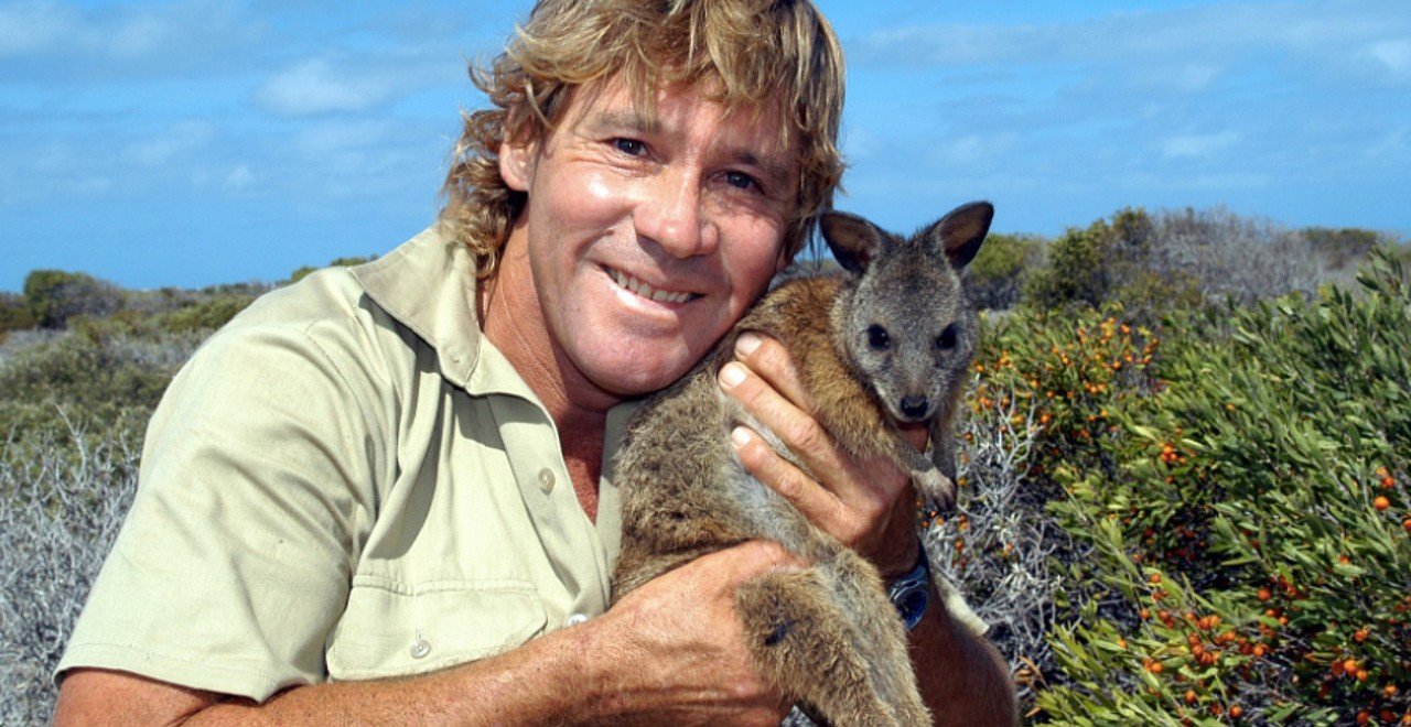 November 15 Steve Irwin Day