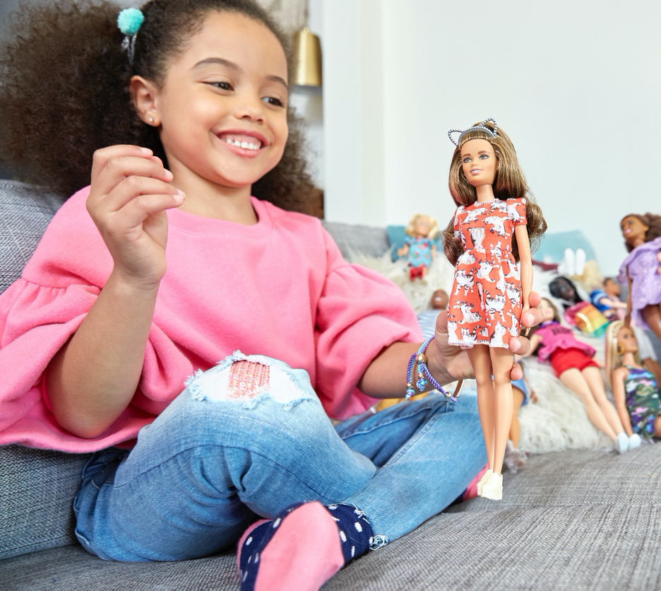 Why Dads Are Awesome at Playing with Dolls