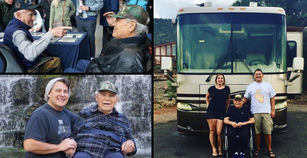 Grandpa's RV trip of a lifetime
