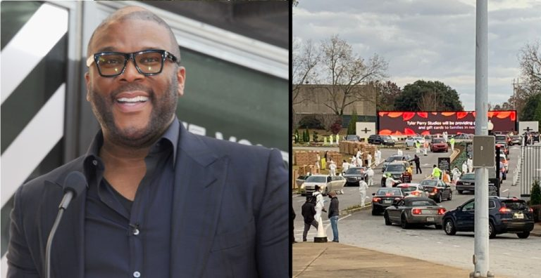 Tyler Perry Thanksgiving Giveaway