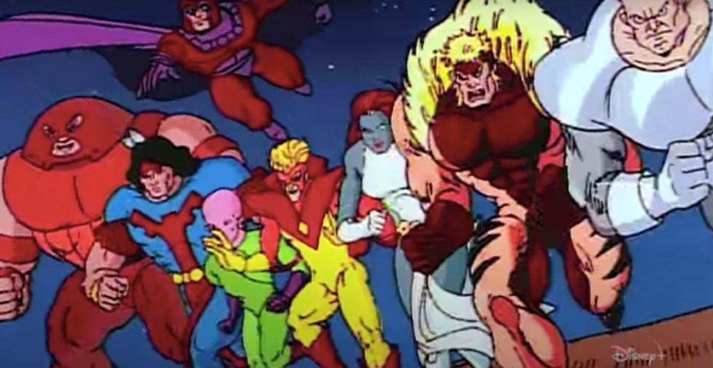 X-Men Animated Series New Trailer Disney+