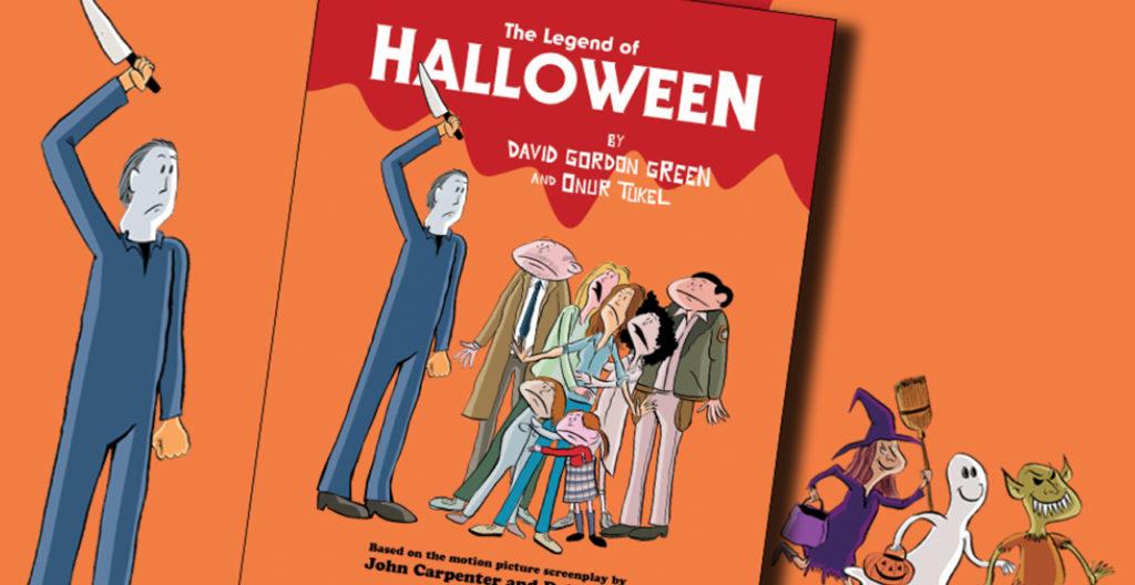 Legend of Halloween Children's Book