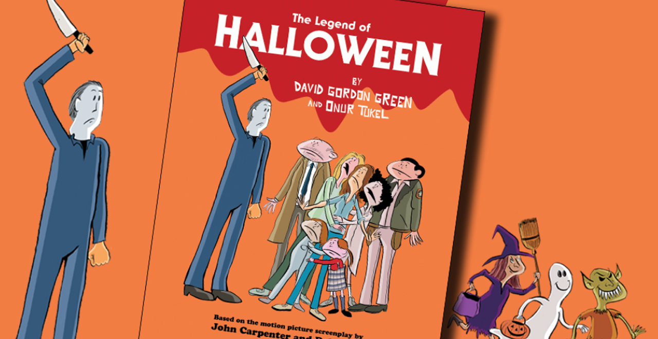 """Horror Classic """"Halloween"""" Is Becoming a Children's Book"""