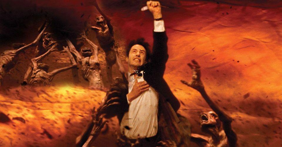 Keanu Constantine Sequel