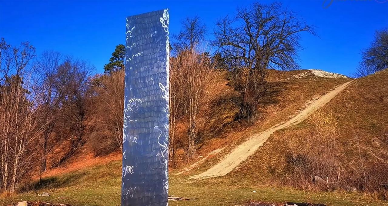 Monolith in Romania