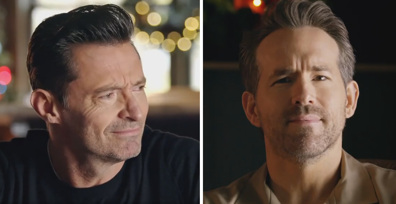 Reynolds and Jackman for Charity