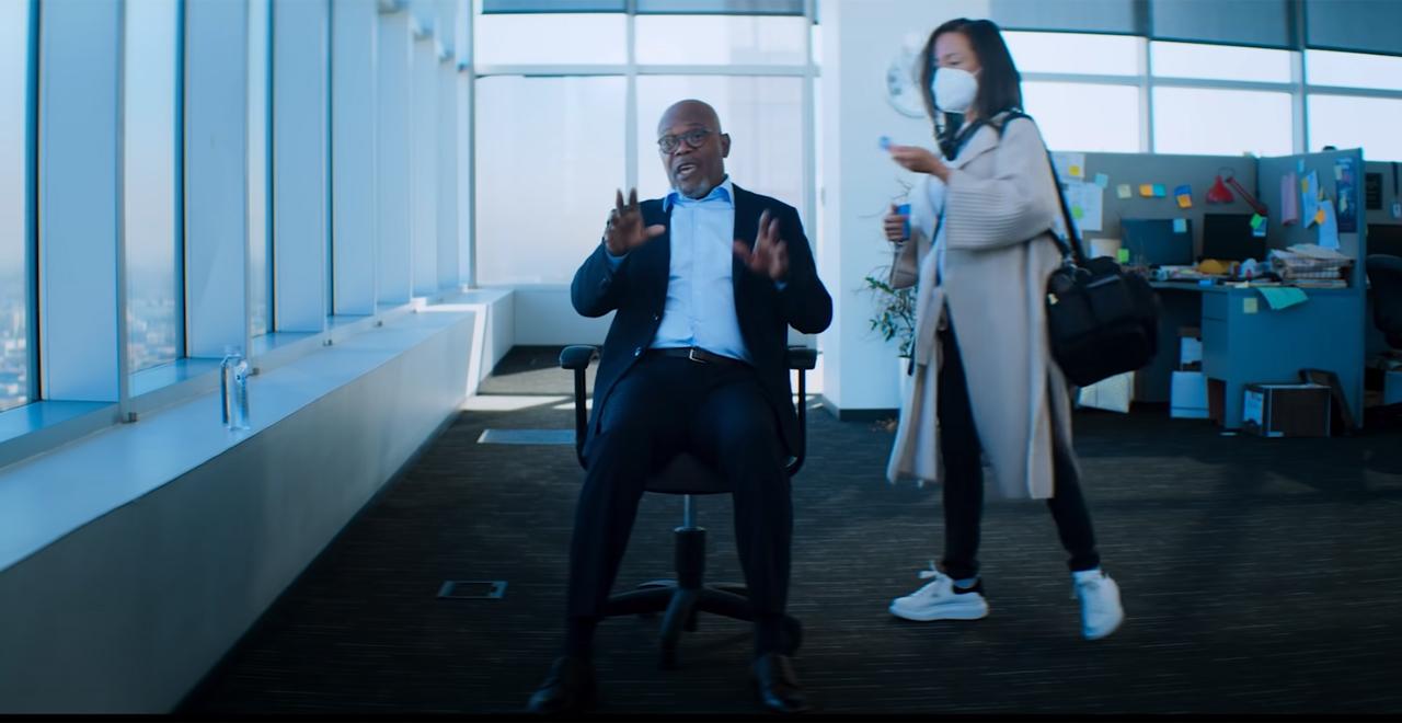 Death to 2020 Trailer Samuel Jackson