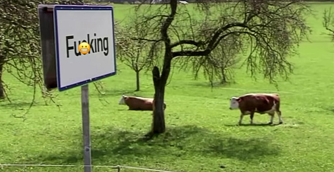 Austrian village changes Fugging name