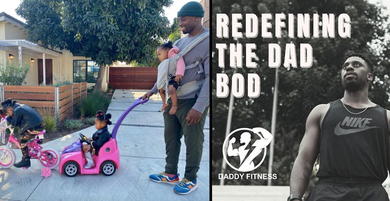 Daddy Fitness Redefines Dad Bod