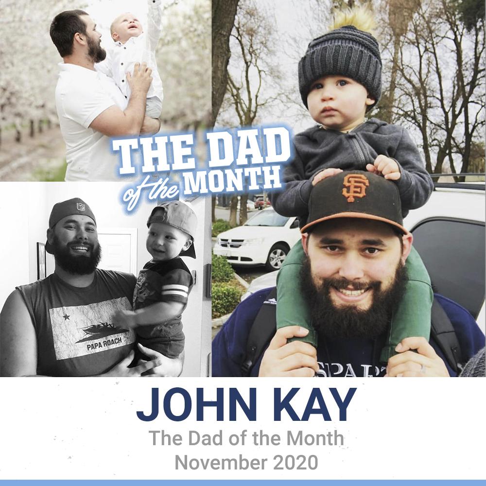 November 2020: John Kay