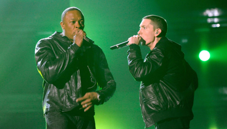 Dr Dre's New Album with Eminem