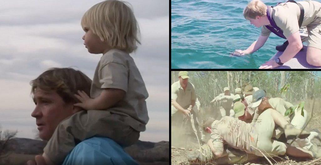 Robert Irwin Birthday Video Australia Zoo