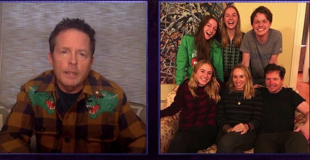 Michael J. Fox's son teaches him to handle trolls