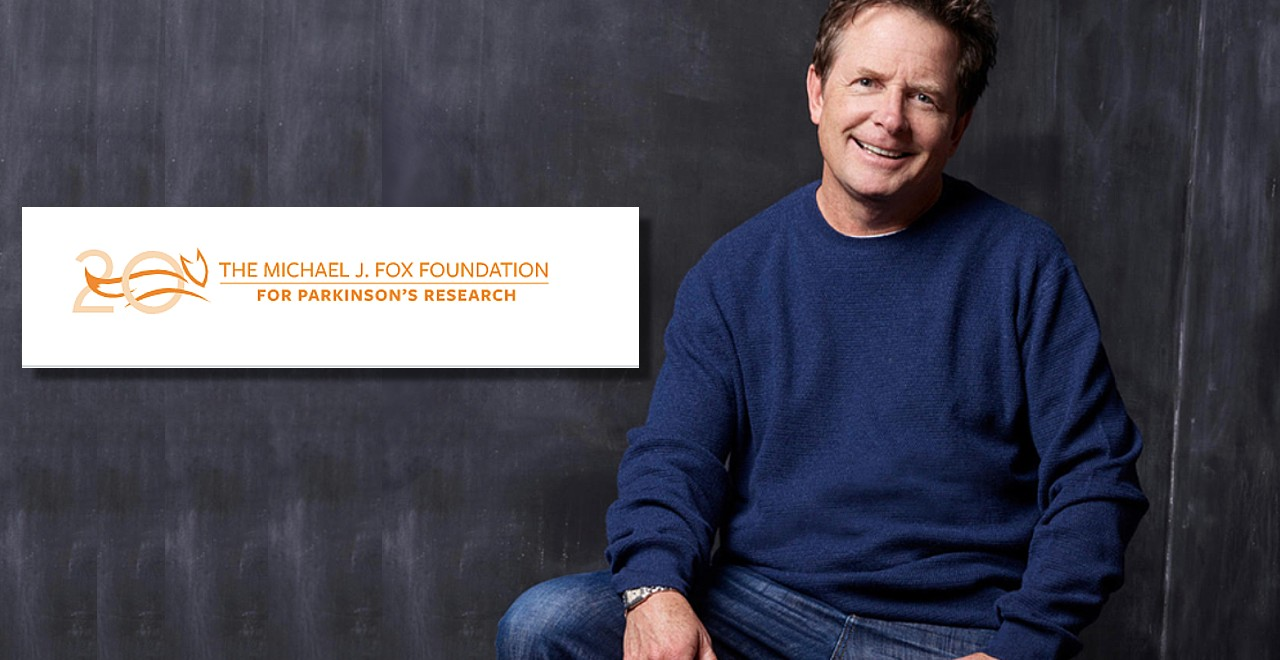 Michael J. Fox Foundation receives award for advocacy and policy