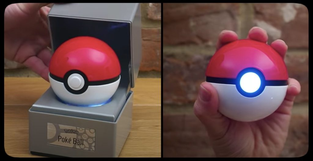 First Officially-Licensed Premium Collectable Poké Ball