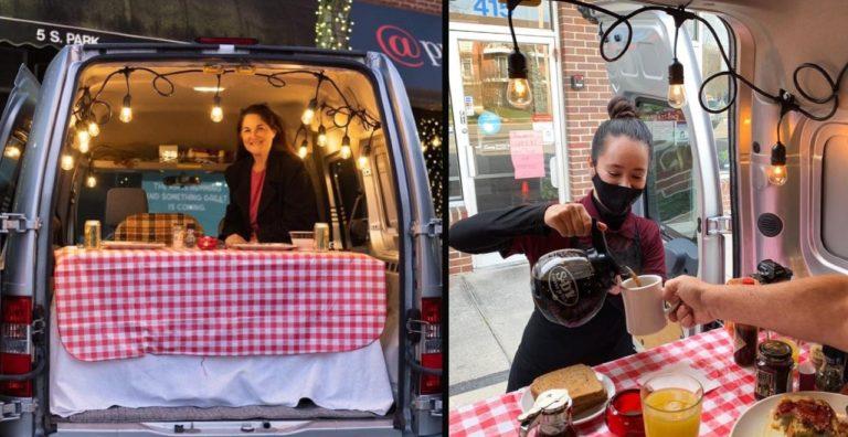 Mobile Van Dining
