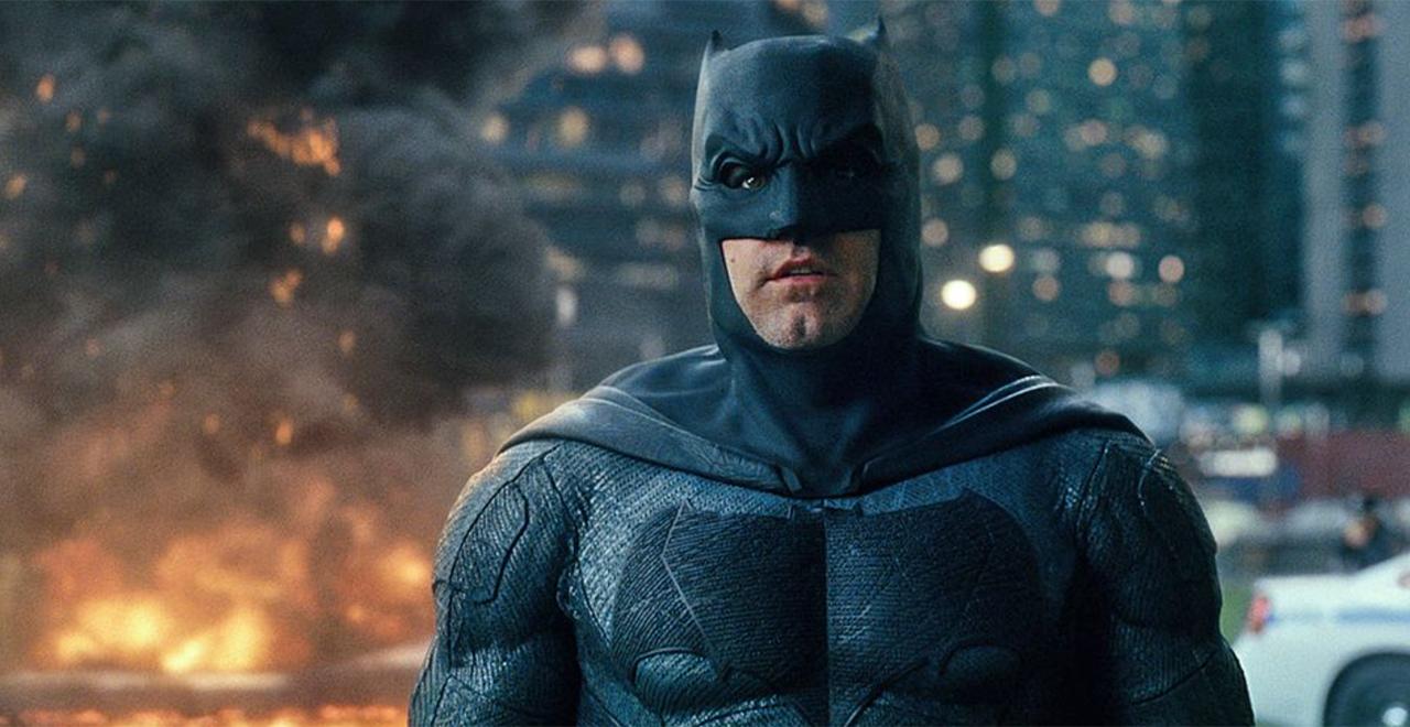 Batman's F Bombing