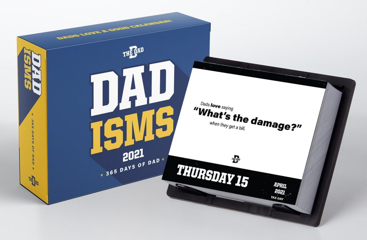"""The Dad 2020 Gift Guide for Dad's Who """"Don't Want Anything"""""""