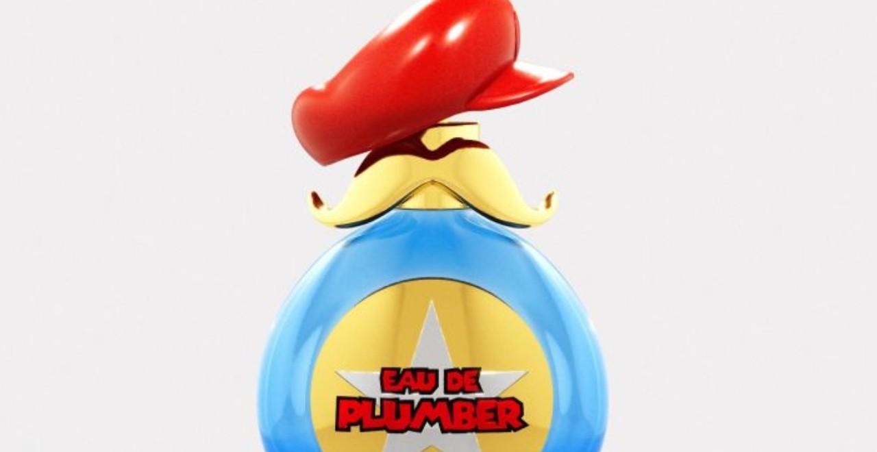 Mario Perfume is here