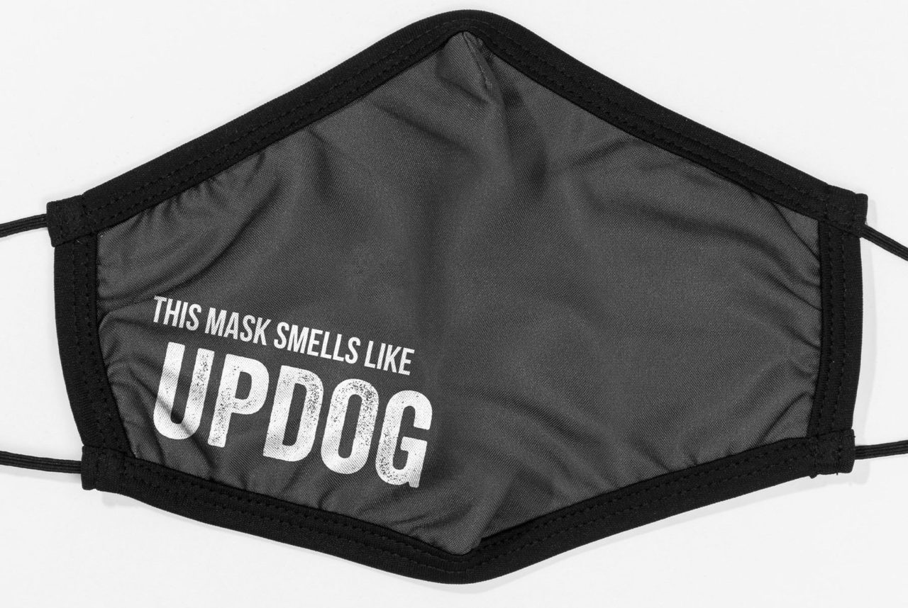 Mask Smells Like Updog