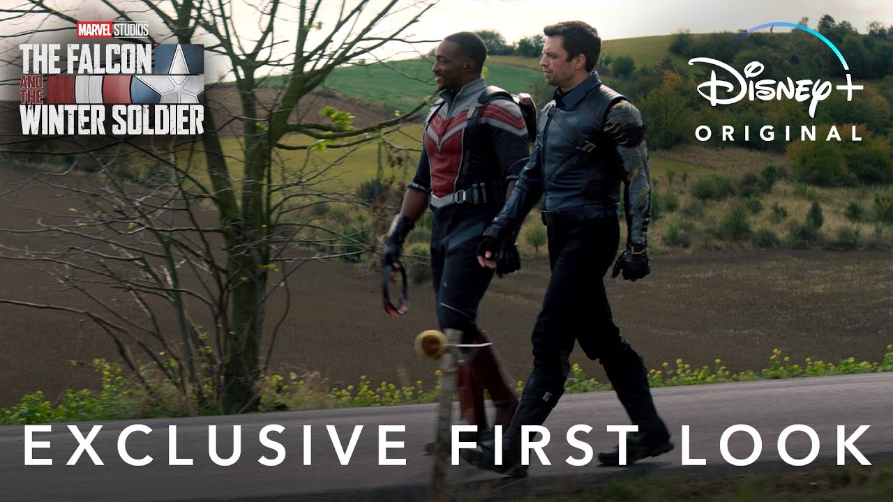 Marvel Announcement and Trailers