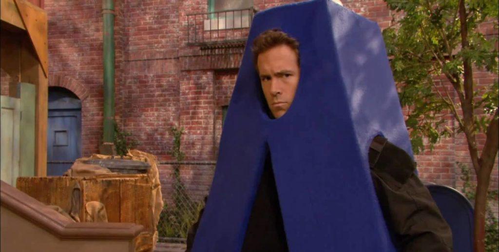 Ryan Reynolds A-Hole