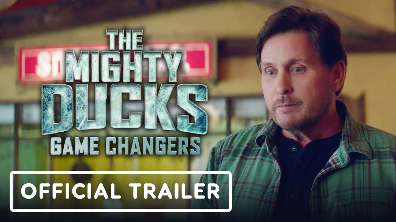 Mighty Ducks Game Changers Trailer