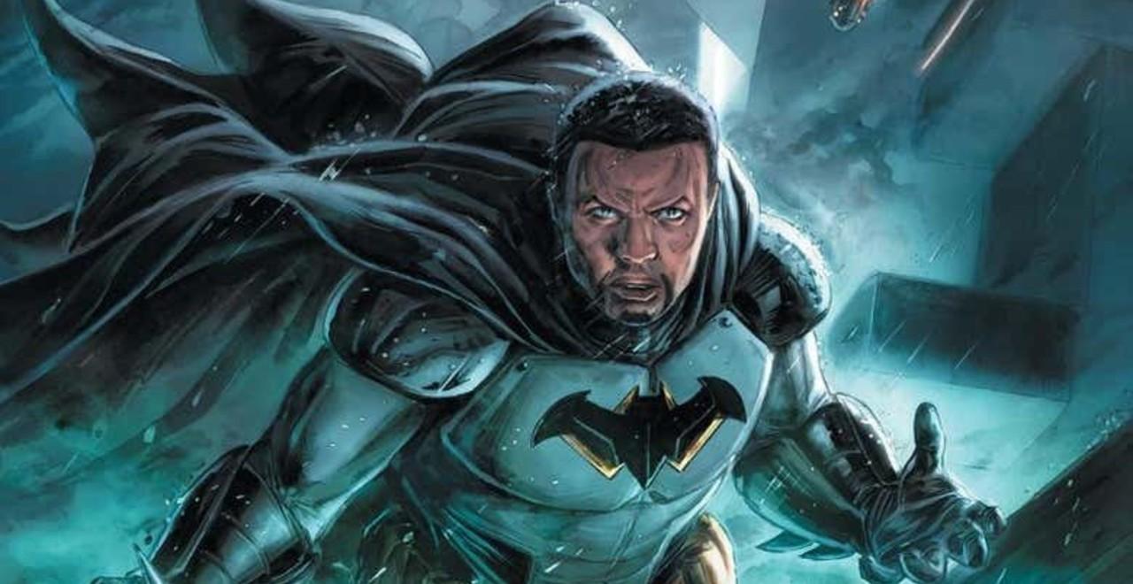 Tim Fox Batman