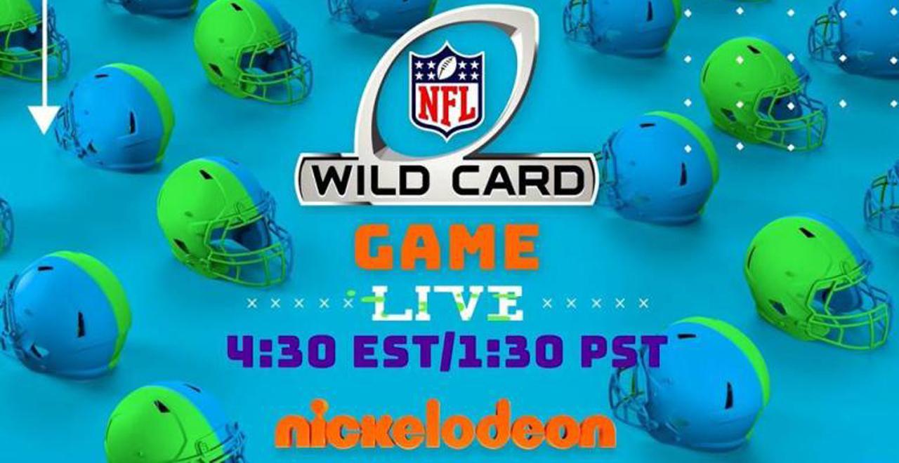 Nick NFL Wild Card Game