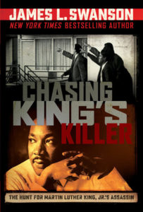 "Cover for ""Chasing King's Killer"""