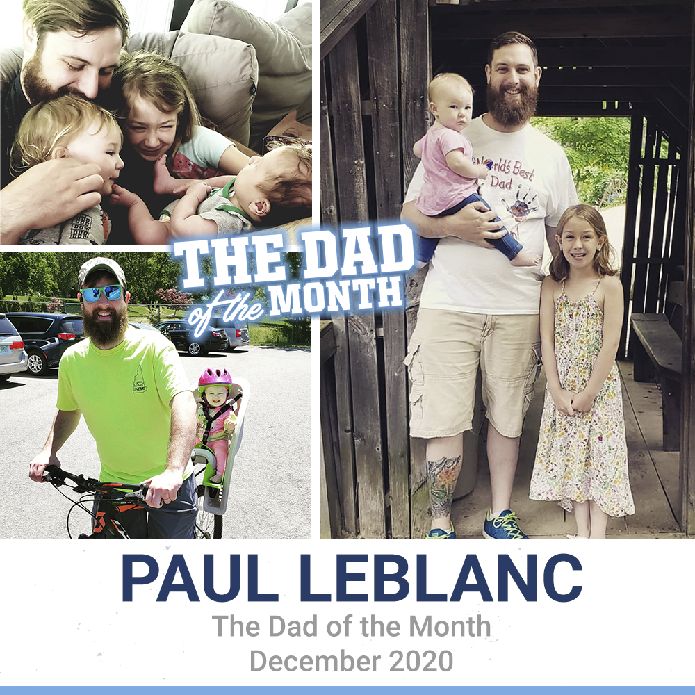 December 2020: Paul LeBlanc