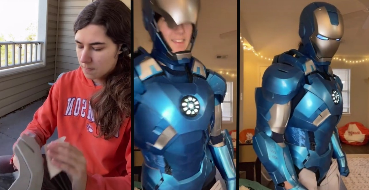 Iron Man Suit by Emily the Engineer